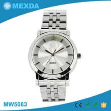 New design miyota japan movtstainless steel back romanson quartz watch