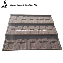 Superior Service high quality decorative stone coated roof shingle reasonable roofing tiles prices