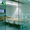 Office Decoration Frosted Glass Sticker Frosted