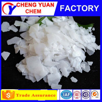 industrial white flakes sodium hydroxide price caustic soda flakes manufacturer