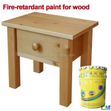 Flame retardant agaent- Clear odorless fire proof varnish fire-retardant flame proof fire proof coating