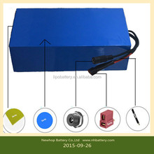 48V lithium battery, high power and large capacity power type electric vehicle lithium battery pack /48V30AH lithium battery