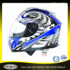 All type motorcycle helmet men's off road scooter motor helmet with clear visor