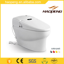 High Quality Bathroom Ceramic Smart Intelligent Toilet