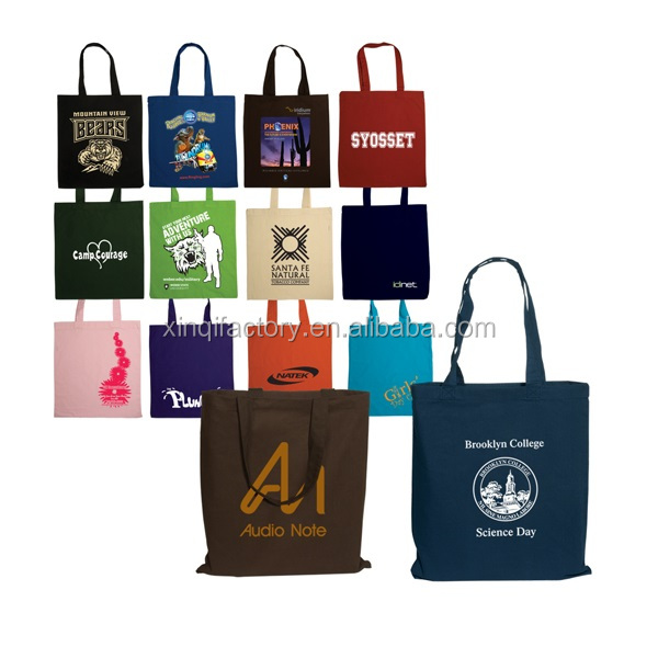 Promotional Customized Canvas Cotton Bag,Custom Canvas Tote Bag, Cotton Shopping Bag
