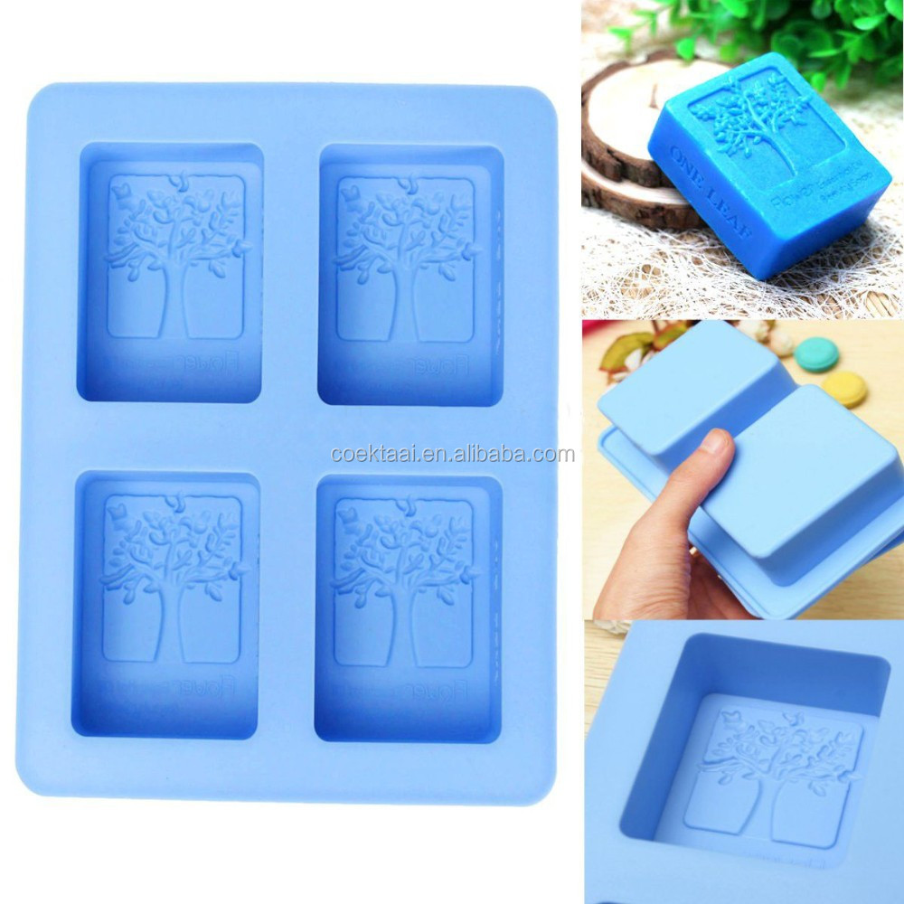 New Design Hot Selling Custom Soap Silicone Mold