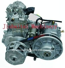 600cc gasoline cvt transmission utv engine