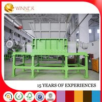 2015 Latest Factory Customized Used Tire Cutting Machine For Sale