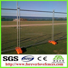 Hot-dipped Galvanized Temporary Yard Fence