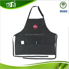 restaurant uniforms apron for waiter and waitress with thress pockets