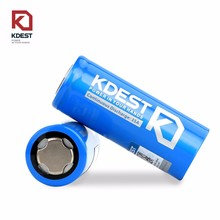 China Factory Kdest K5J 4500mAh 26650 3.6V Li-ion Rechargeable Battery, Kdest 18650 26650 Battery