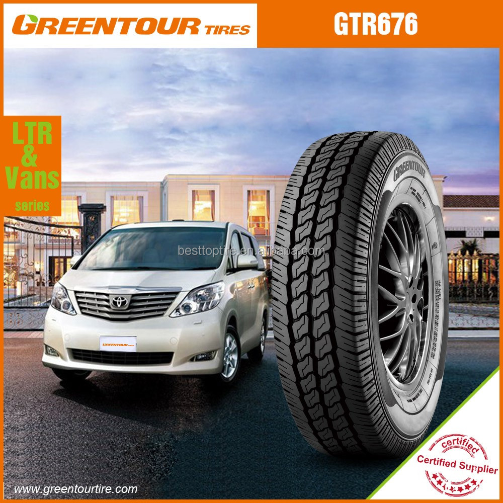 China supplier Popular design light truck tires with high load