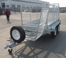 Car Caged Trailer