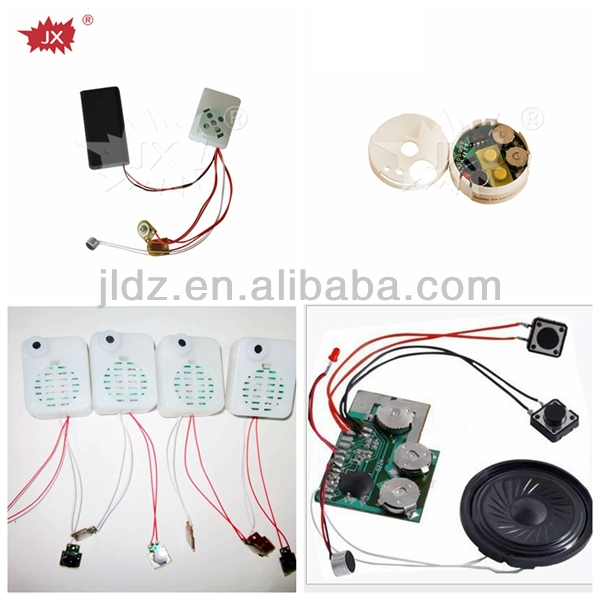 Motion Sensor Recordable Sound Module