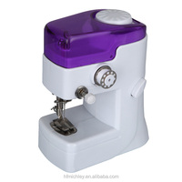 FHSM-988 mini single needle single thread one speed hand sewing machine