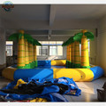 Customise Inflatable Palm Tree For Pool and Water Park