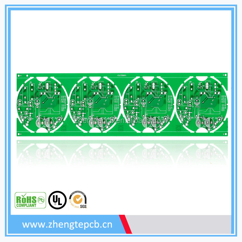 Single-sided pcb printed wiring board galaxy s4 motherboard 4-layer