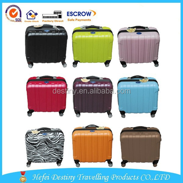 high quality fashional small business trolley laptop bag