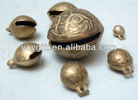 wholesale copper bell/fengshui bell /luck bell small