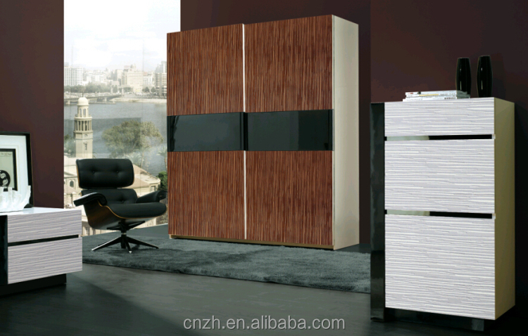 Bedroom wardrobe cabinet,designs of room almirahs