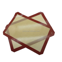 Silicone 2 Piece Baking Mat - Non-Stick Durable Easy to clean Silicone Baking Sheet