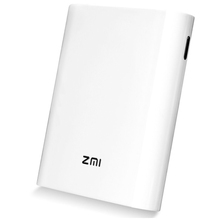 7800MAH power bank with wifi router 4g sim card for wholesale ZMI MF855