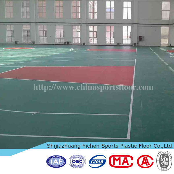 High Quality Basket Ball Court Floor