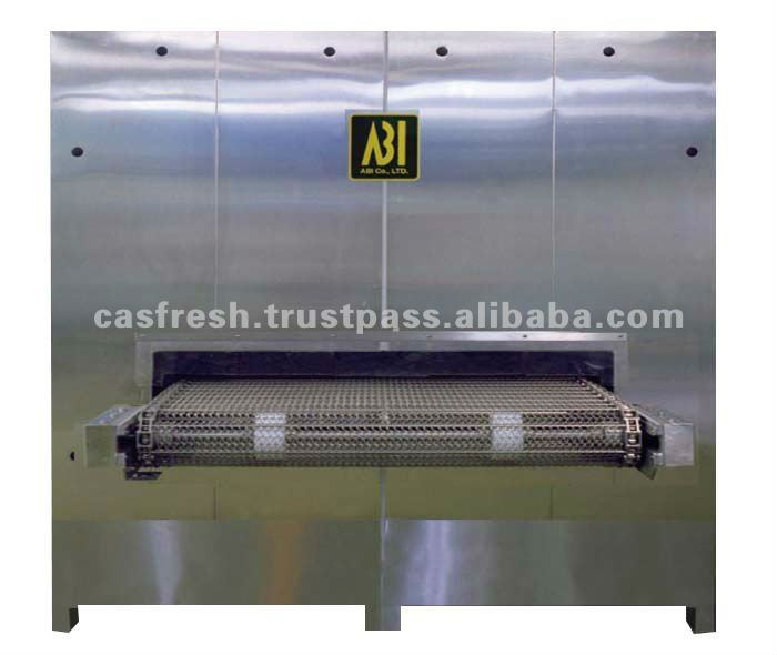 Tunnel Quick Food Freezer with CAS Function (1000Kg/H Type)