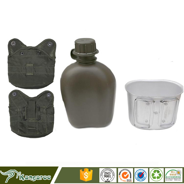 Digital Desert Camo Military Army Water Bottle