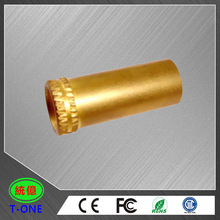 OEM Machined Brass Hardware / brass smoking pipe parts manufactured in China