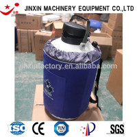 Liquid nitrogen biological container pressure vessels for sale