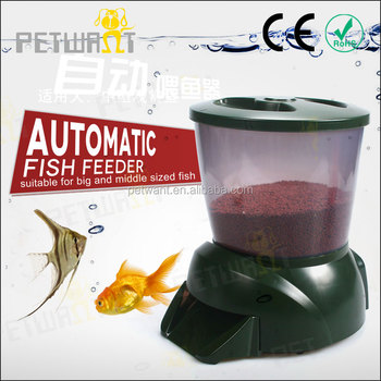 PFF-01 Automated Timer Aquarium Food Feeder