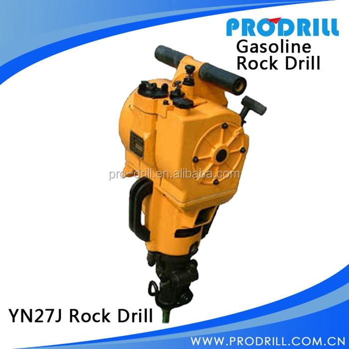 Pionjar Clone/ Gas Powered Rock Drills and Breaker,Air Compressor YN27C Mini Gasoline Jack hammer