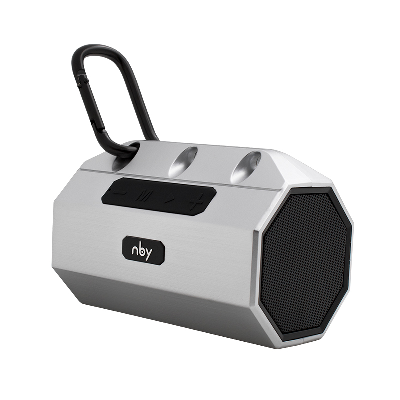 NBY 2290 subwoofer active IPX6 waterproof high quality bluetooth speaker outdoor for sport travelling