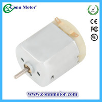 Permanent Magnet 12 Volt DC Electric Motor for Small Electric Toy Car or Helicopter Motor