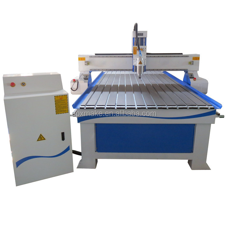 Vacuum combined T-slot table cnc router 1212 1224/ cnc router machine