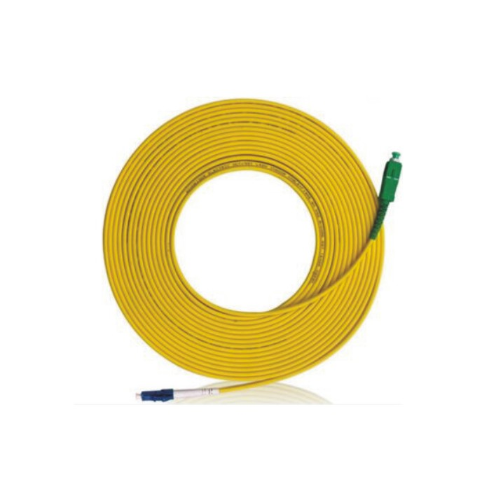 SC/APC-LC/UPC SM Simplex Fiber Optical Patch cord/ Fan out Pigtail