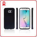 AAA Quality Full Body Touch Screen 2 in 1 Hybrid Soft TPU Case for Samsung Galaxy S6 Edge