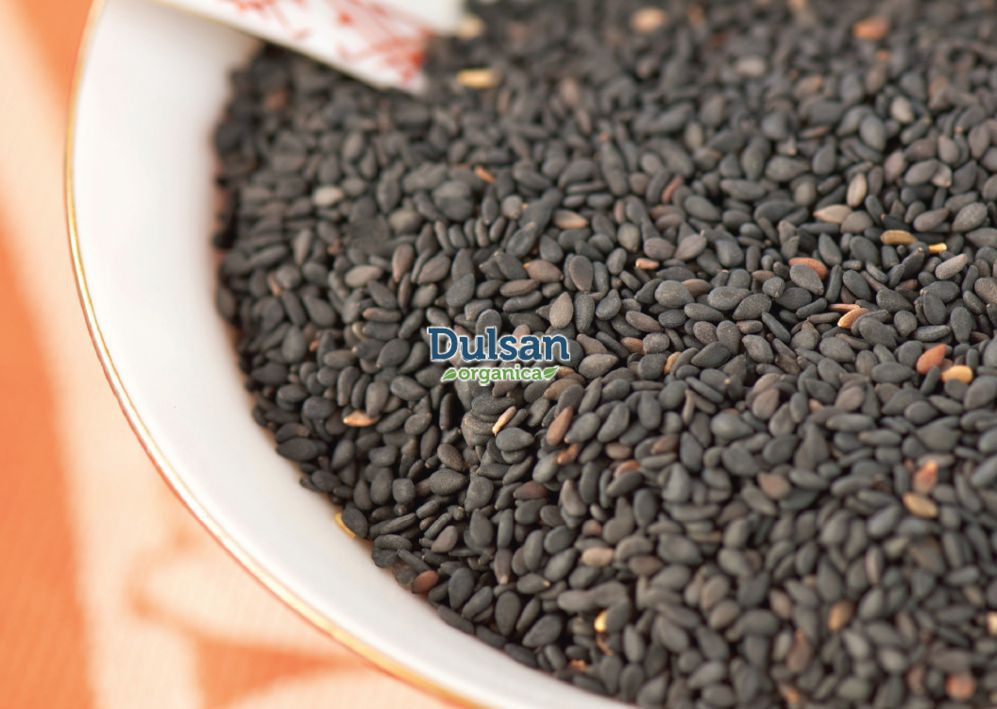 Black sesame seeds from Paraguay