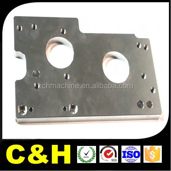 ss304 ss316 die casting and cnc machining aluminum part processing