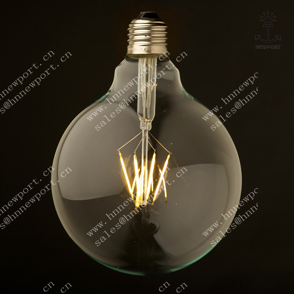 2017 new products 4w super light filament led bulb cheap goods from china