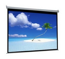 "Cheapest Factory Price of 200"" motorized projector screen"