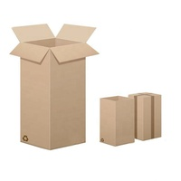 Large Corrugated Cardboard Boxes for removing house / moving box for shipping