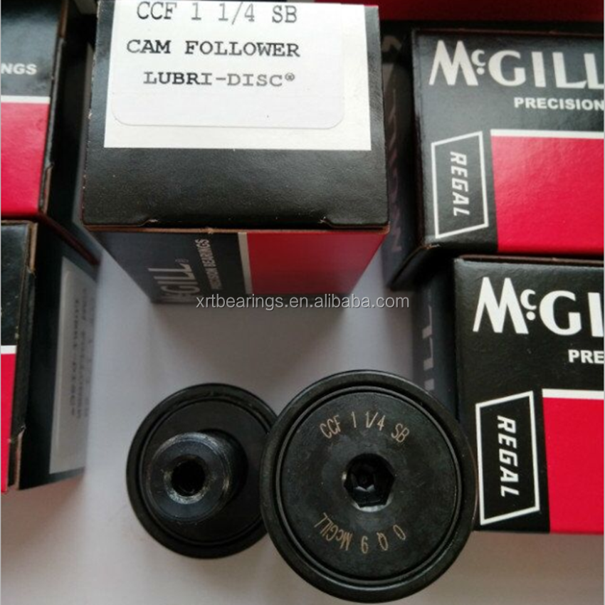 "High quality 1.875"" Mcgill inch cam follower bearings CCF 1 1/4 SB"