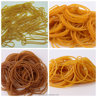 Indeal 60mm *1.5mm Rubber Elastic Bands For Home And Office Use