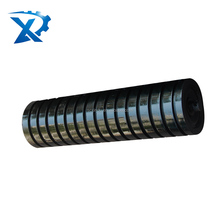 Mining Used Rubber Ring Belt Conveyor Impact idler For Bulk Material Handling conveyor belt