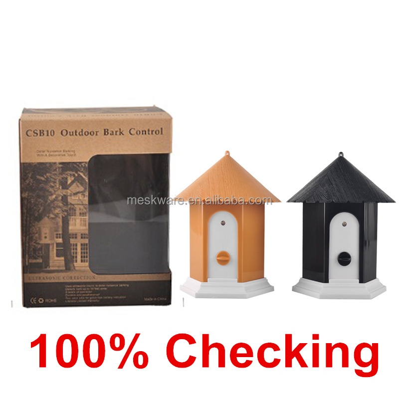 Hot sale dog bark control outdoor bark control