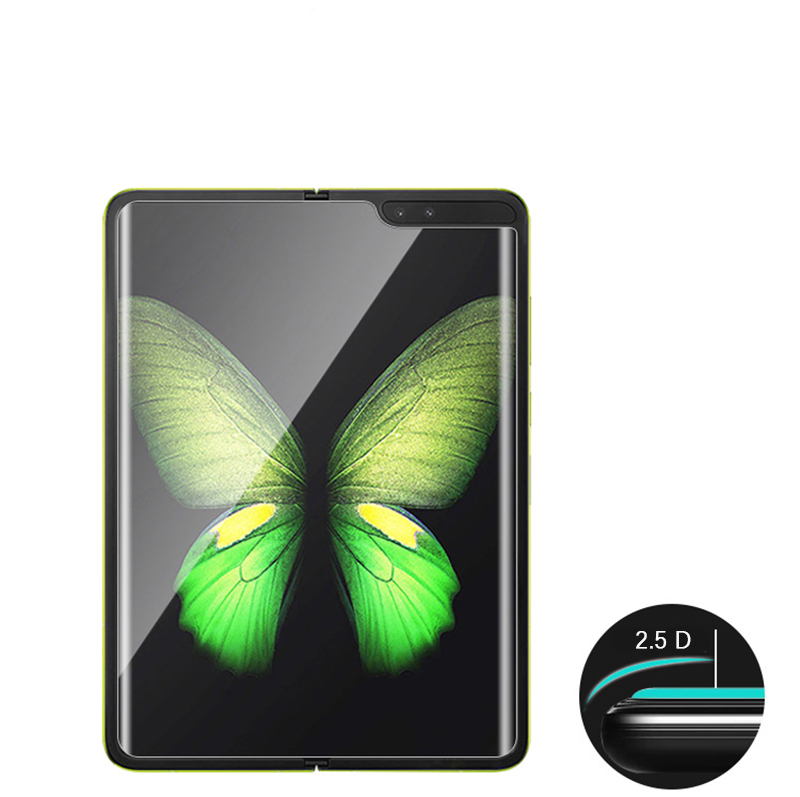 HD soft anti scratch full cover phone screen protector for Samsung galaxy fold