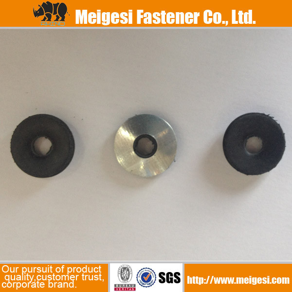 Supply China fastener good quality and cheap price carbon steel epdm oval washer