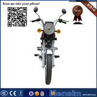 Classical and popular Boxer model 100cc street bike for sale